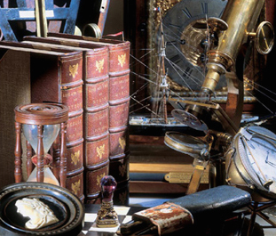 18th & 19th Century English and European Antiques and Accessories, Works of Art and Scientific Instruments